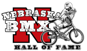 Nebraska BMX Hall of Fame Logo